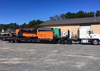 Heavy Hauling & Specialty Trucking